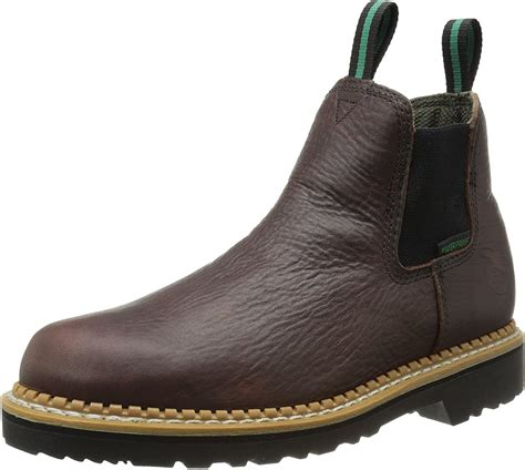 Boot Men's Georgia Giant High Romeo GR500 Work Boot