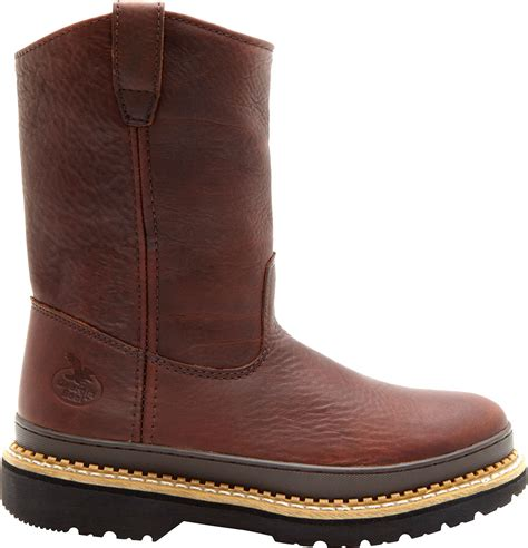 Boot Men's Georgia Giant Wellington Work Boot