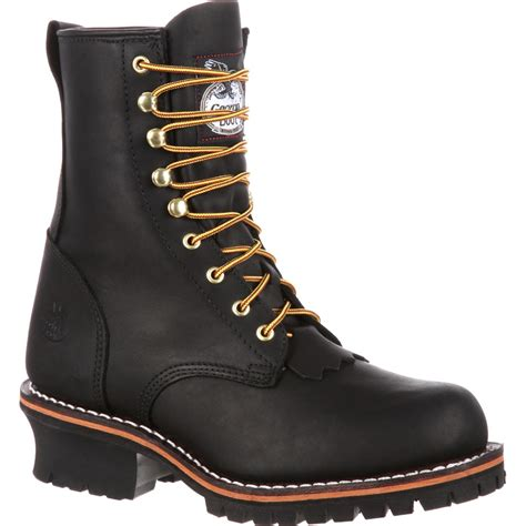 Boot Men's Georgia Logger Boot Work Shoe