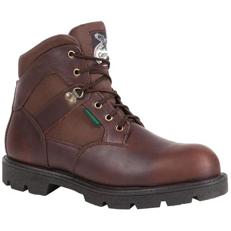 Boot Men's Homeland 6 Inch Work Shoe