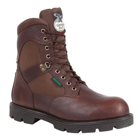 Boot Men's Homeland 8 Inch Insulated Work Shoe