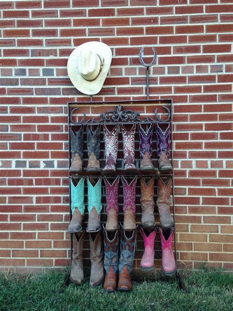 Boot Stands DIY