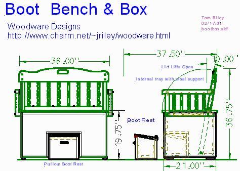 Boot-Box-Plans