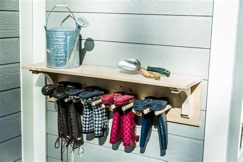 Boot-Drying-Rack-Diy