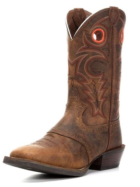 Boots Men's Silver SV2534 12-inch Boots