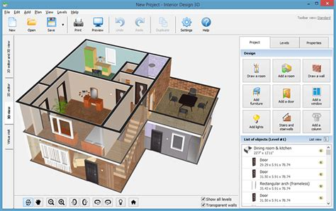 Border Home Plan Drawing Software