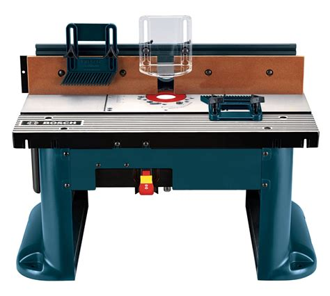 Bosch Router Table Dimensions