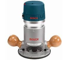 Best Bosch colt plunge base