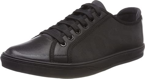 Boss Green Attitude_tenn_lux Mens Sneakers Black