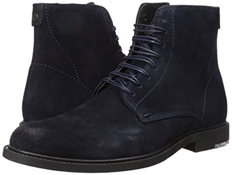 Boss Orange Men's Cultural Roots Suede Half Fashion Boot