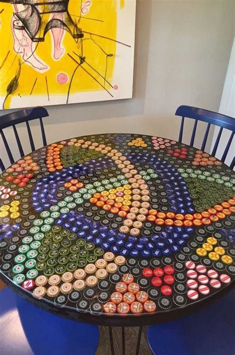 Bottle-Cap-Chair-Diy