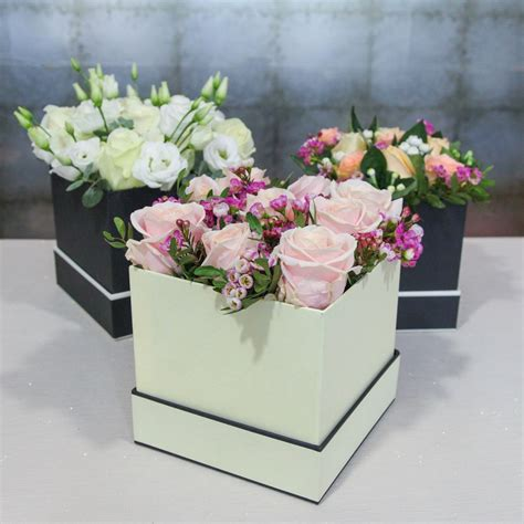 Box Flowers Delivery