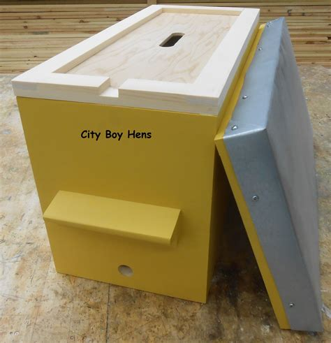 Box Joint Bee Hive Plans And Drawings