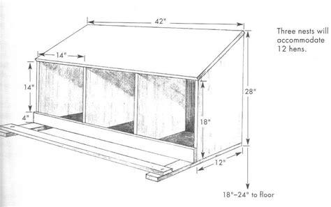 Box-Chicken-Coop-Plans