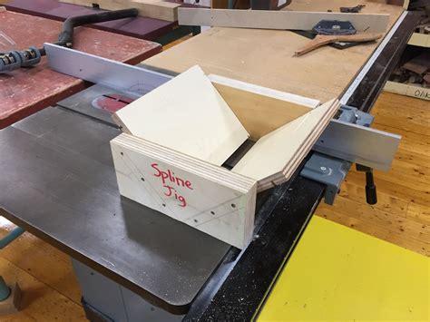 Box-Spline-Jig-Plans