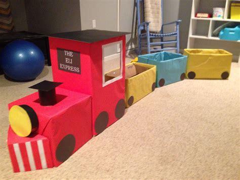 Box-Train-Diy