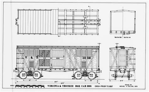 Boxcar Plans Drawings