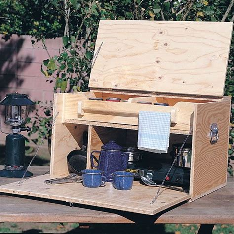 Boy Scout Camp Kitchen Plans