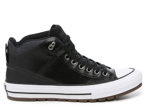 Boys Converse Chuck Taylor All Star Street Mid Sneakers