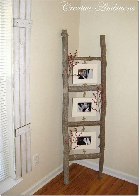 Branch Picture Frame Diy Christmas