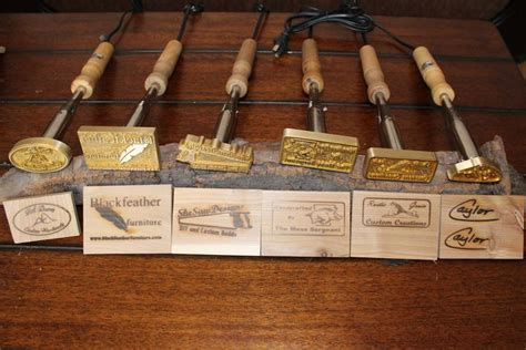 Branding Iron For Wood Diy Santa Pallet