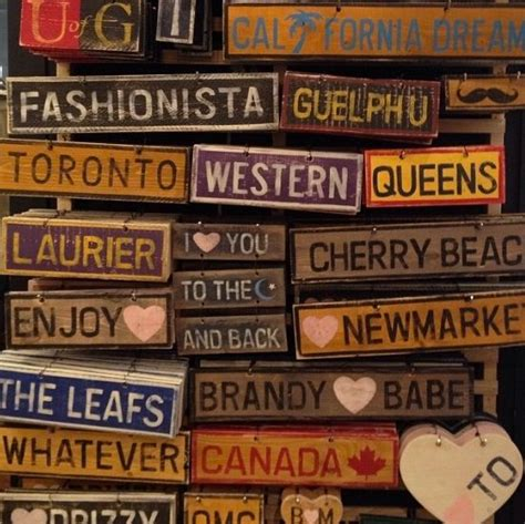 Brandy Melville Wood Signs Diy For Baby