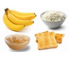 Best Brat diet no bowel movement