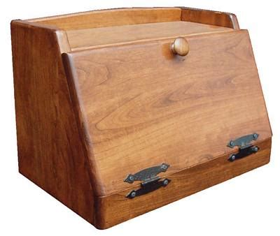 Bread Box Plans Woodworking