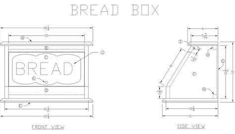 Bread-Box-Plans-Free