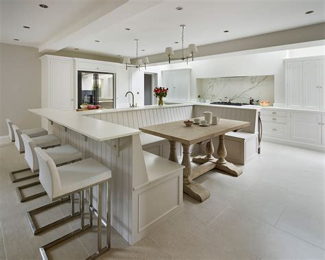 Breakfast Bar Plans And Dimensions