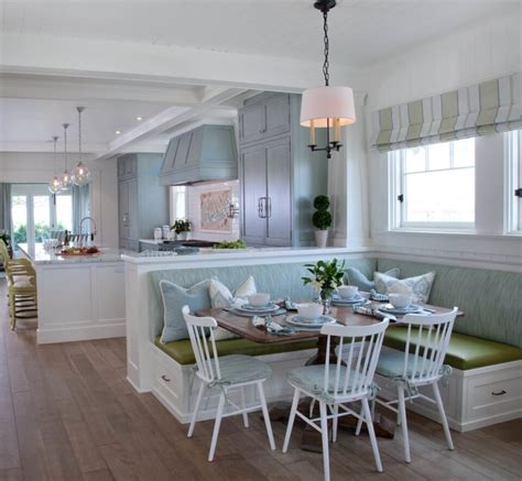 Breakfast Nook Plans