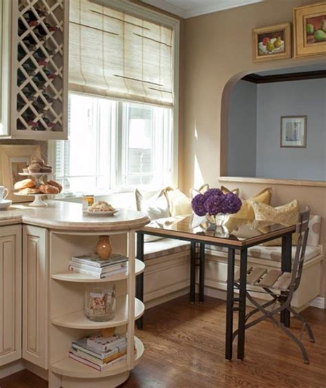 Breakfast Nook Plans And Ideas