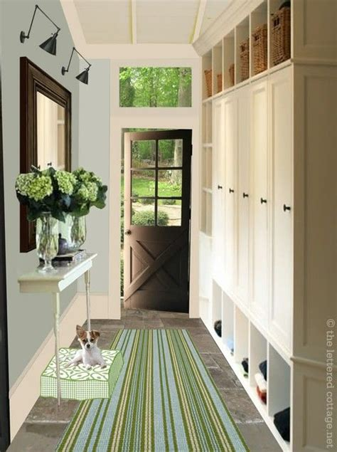 Breezeway Mudroom Plans