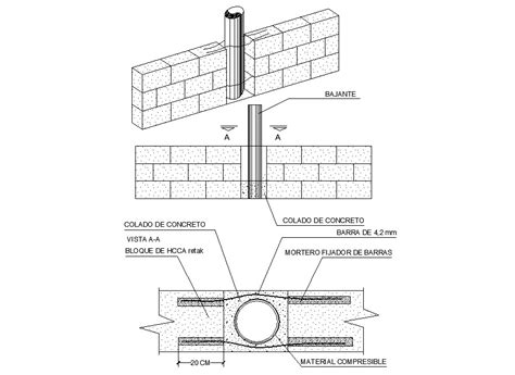 Brick Wall Construction Plans