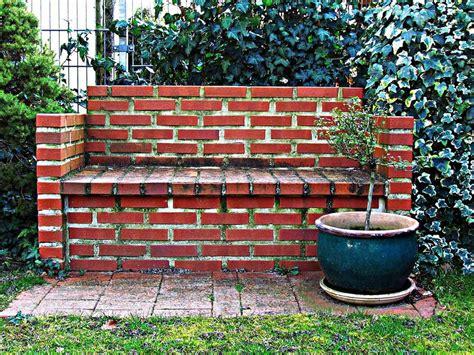 Brick-Bench-Plans
