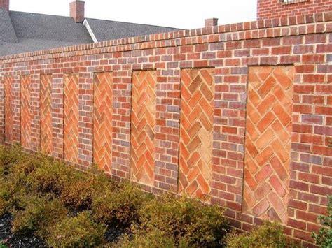 Brick-Fence-Plans