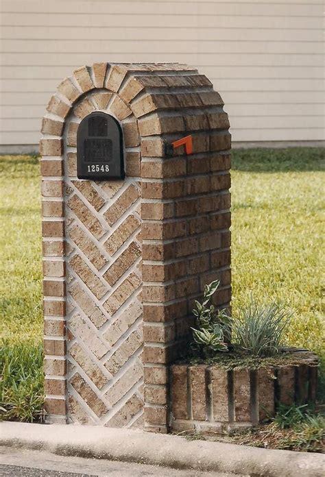 Brick-Mailbox-Plans