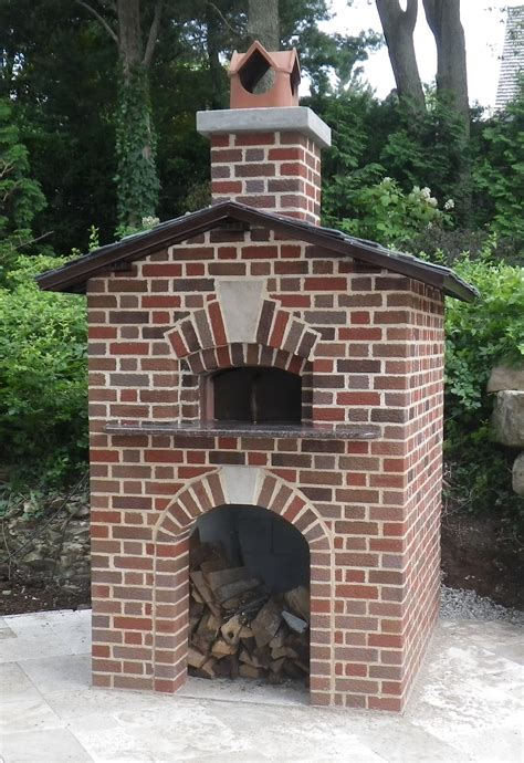 Brick-Wood-Oven-Plans