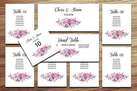 Bridal-Table-Seating-Plan-Template