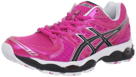 Bright Pink Asics Sneakers