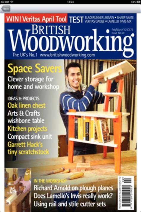British Woodworking Magazine