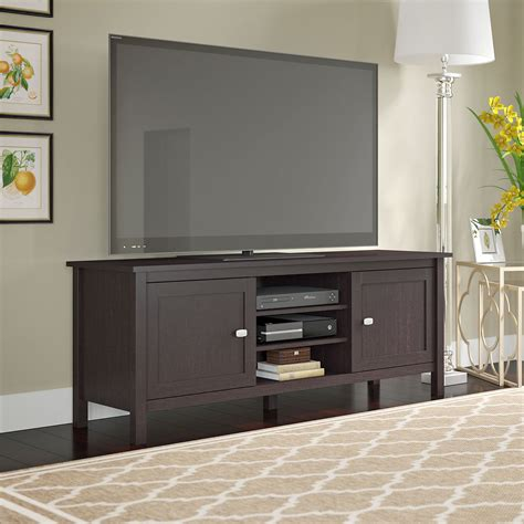 Broadview 72 In Tv Stand Espresso Oak