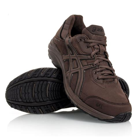 Brown Asics Sneakers