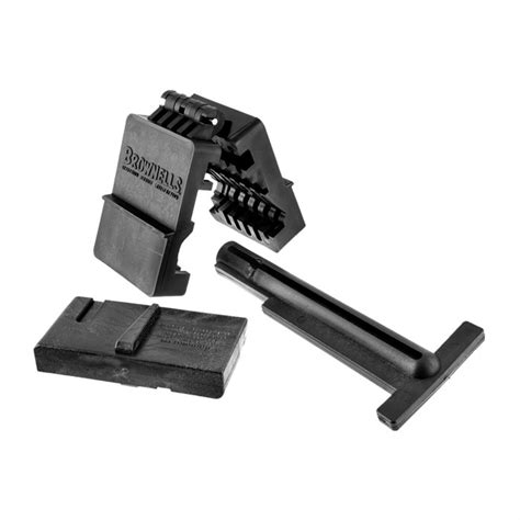 Brownells - Ar-15 M16 Receiver Action Block Lower Receiver.