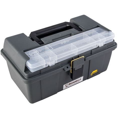 Brownells 870 Remington Tool Kit Box W Rem Decal
