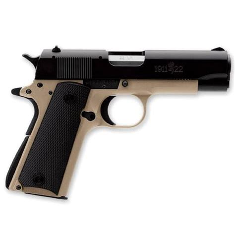 Browning 1911-22 A1 Semi-Automatic 22 Long Rifle Pistol.