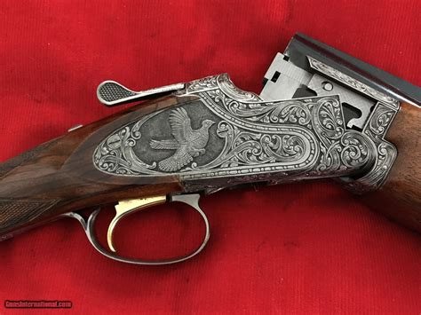 Browning Citori Sideplate  2 Barrel Set.