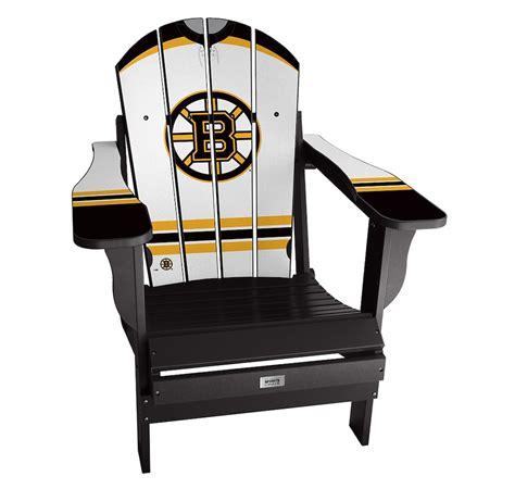Bruins-Adirondack-Chair