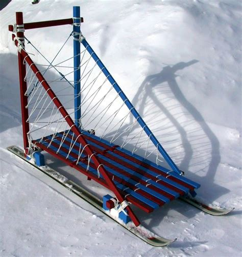 Bsa Klondike Derby Sled Plans Pvc