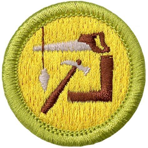 Bsa-Woodworking-Merit-Badge